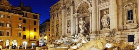 Италия в Августе