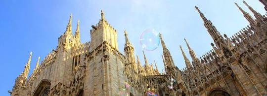 Чем заняться в Милане: 10 идей, как провести время в Милане. Часть I