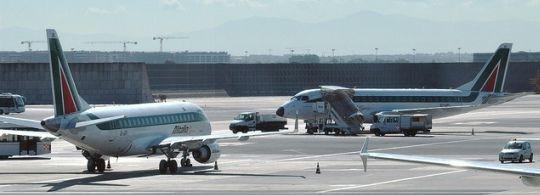 Как добраться до Рима из аэропорта Фьюмичино