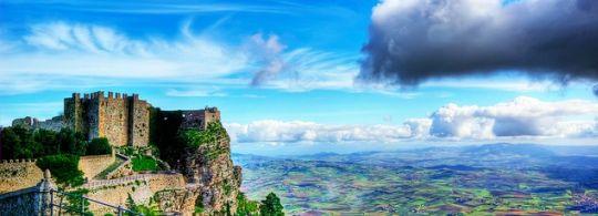 Сицилия: наиболее примечательные места острова. Часть I