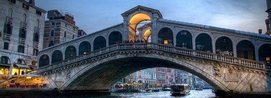 Италия в Марте