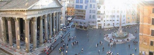 Самые интересные площади Рима: TOP-8 по версии BlogoItaliano. Часть I