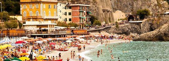 Италия в Июне
