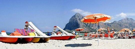 Лучшие пляжи Сицилии.Часть I