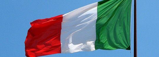 Итальянский флаг. История и современность