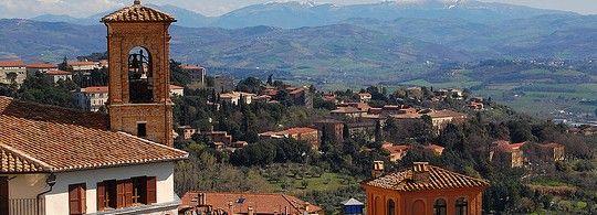 Что посмотреть в Перудже: ТОР-8 мест в городе. Часть II