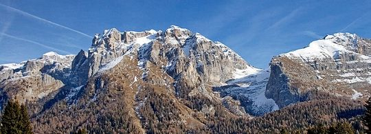 Горнолыжные курорты Италии: 8 изюминок итальянских Альп. Часть II