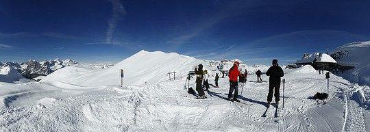 Горнолыжные курорты Италии:  8 изюминок итальянских Альп. Часть I