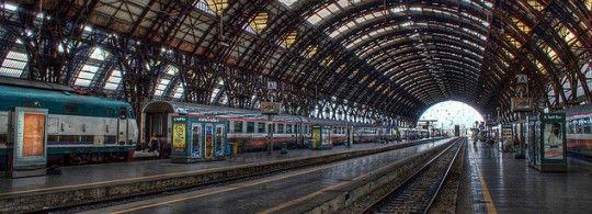 Железные дороги Италии: о чем следует знать, собираясь в путешествие. Часть I