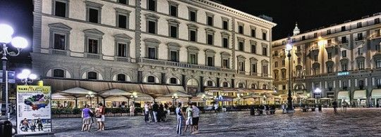 Самые интересные площади Флоренции