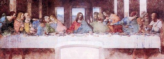 Тайная вечеря Леонардо да Винчи: нельзя пропустить