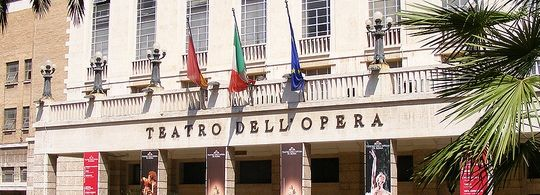 Оперный театр в Риме: трудно остаться равнодушным
