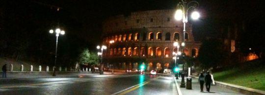 Колизей в Риме: крупнейший амфитеатр древнего мира