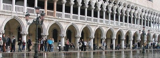 Дворец дожей: нельзя пропустить в Венеции