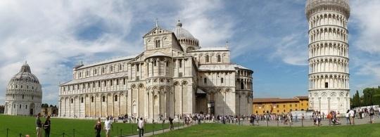 Площадь Чудес, или Где находится Пизанская башня