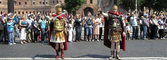 Рим в апреле