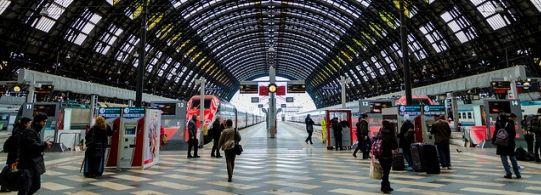 Милано Централе: центральный вокзал Милана