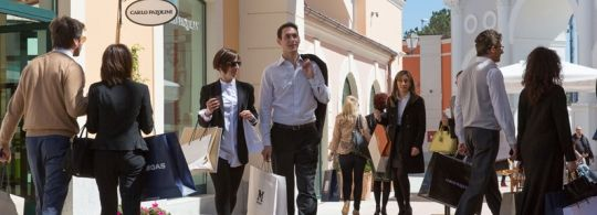 Аутлеты в Риме: куда отправиться за покупками
