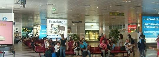 Главные аэропорты Сицилии