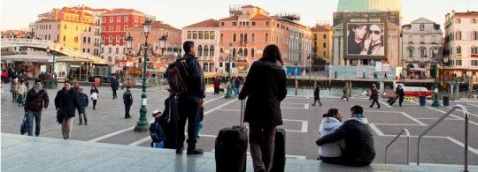 Санта-Лючия – главный жд вокзал Венеции