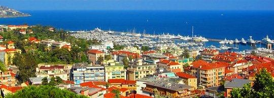 Сан-Ремо в Италии: между Генуей и Ниццей