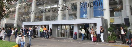 Аэропорт Неаполя и как добраться до города