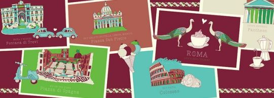 Рим в сентябре