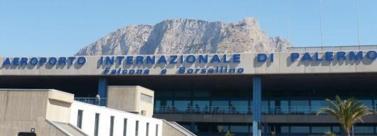 Аэропорт Палермо и как добраться до города
