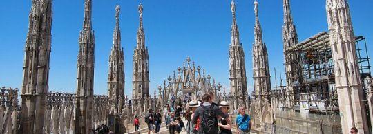 Русскоговорящий гид в Милане: отзыв о гиде от BlogoItaliano