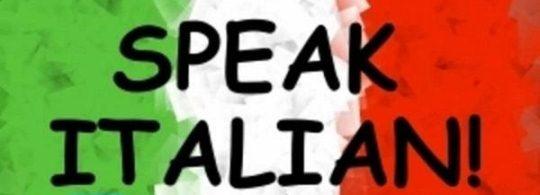 Итальянский язык: слова, которые употребляются чаще всего