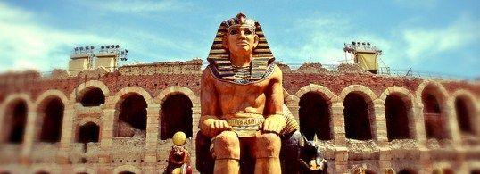 Арена ди Верона: от античности до наших дней