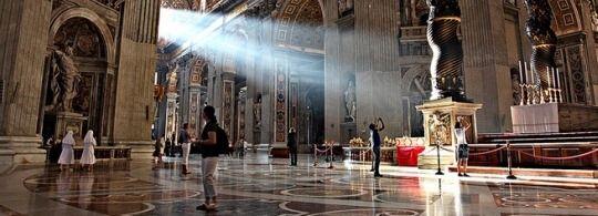 Пьета Микеланджело: история, особенности, как посетить