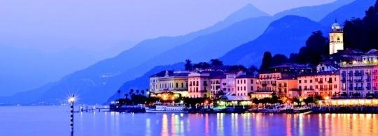 Озеро Комо — источник вдохновения