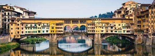 Мост Понте Веккьо во Флоренции: история и особенности