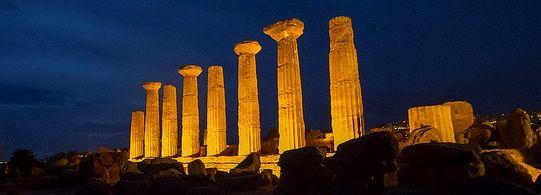 Долина храмов в Агридженто на Сицилии: история, как добраться и билеты