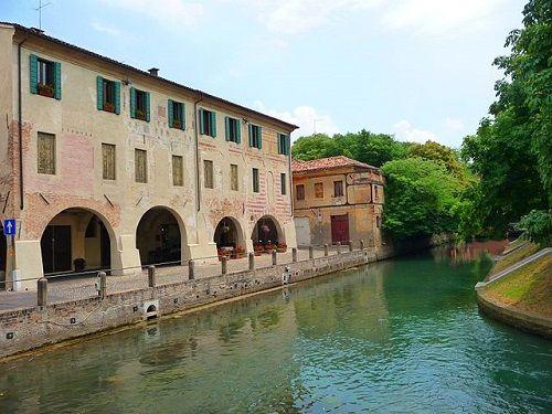 Тревизо в Италии – «Венеция в миниатюре»