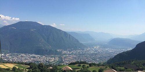 Больцано – немецкий город севера Италии