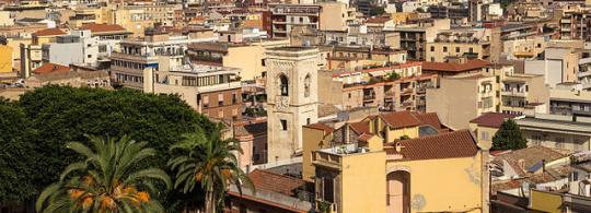 Кальяри – столица Сардинии в Италии