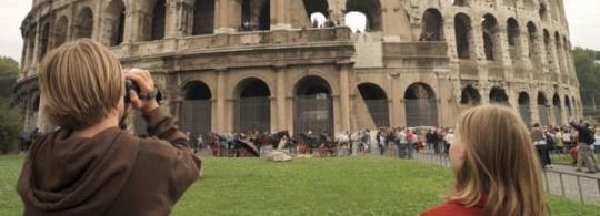 В Рим с ребенком: что показать детям в Риме