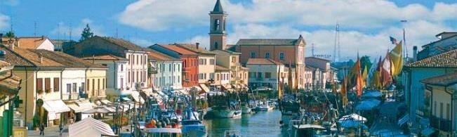 Чезенатико в Италии: что посмотреть и как добраться