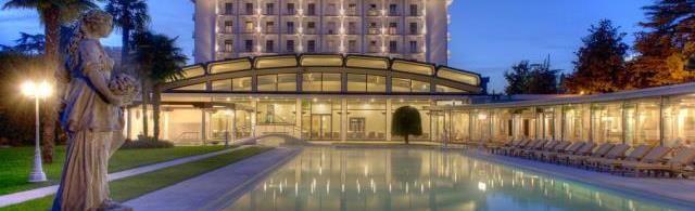 Курорт Абано-Терме в Италии: термы, отели, достопримечательности