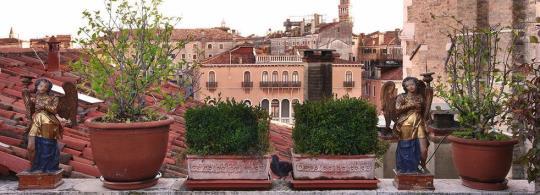 5 Лучших отелей Венеции 3 звезды