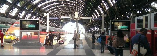 Как добраться из Аэропорта Милана Мальпенса до центрального вокзала Милано Централе