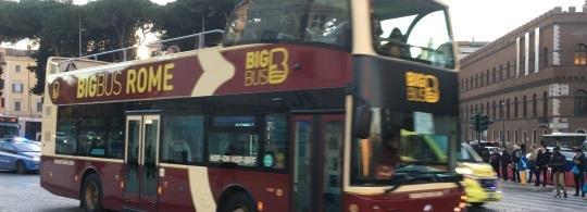 Автобусы в Риме: маршруты, часы работы, билеты