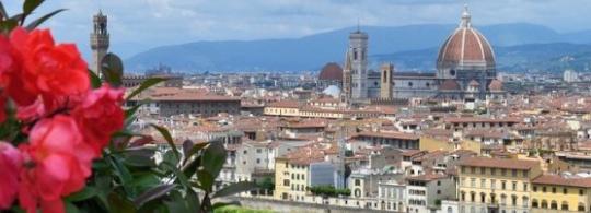 Климат и погода во Флоренции по месяцам