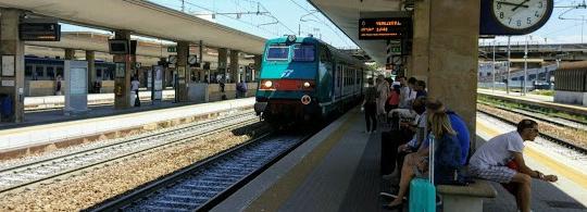 Ж/д вокзал Верона Порта Нуова