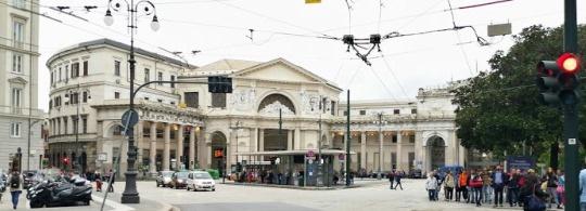 Поезда из Генуи: вокзалы, расписание, билеты