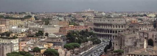 Что посмотреть в Риме: TOP-8 древнеримских мест в столице Италии. Часть I