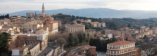 Достопримечательности Перуджи: ТОР-8 мест, которые стоит посетить. Часть I