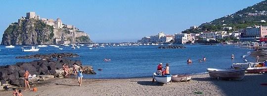 Почему остров Искья рай для женщин или тайное средство Макропулоса